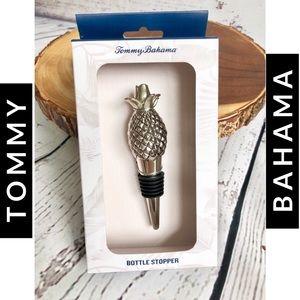 🆕Tommy Bahama Pineapple Bottle Stopper 🍍